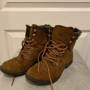 Fashion Combat Boots